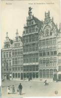 Anvers; Maison De Charles-Quint, Grand'Place - Non Voyagé. (Nels - Bruxelles) - Antwerpen