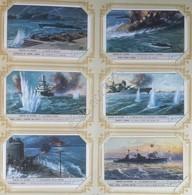 Figurine Liebig Italia - Sang. 1865 - Marina Da Guerra (I Edizione) - 1974 - Liebig