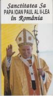 Romania Rumanien Roumanie - Pope John Paul II In Romania - Book - 1999 - 25 Pages - Boeken, Tijdschriften, Stripverhalen