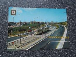 BREDENE: Koninklijke Baan - TRAM !!! - Strassenbahnen