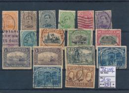BELGIUM COB 135/149 INCLUDED FRANKEN USED - 1915-1920 Albert I