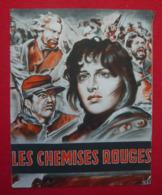 Dossier De Presse De Les Chemises Rouges (1952) - Sonstige