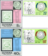 Ref. 321307 * NEW *  - GUYANA . 1974. UNION POSTAL - Guyana (1966-...)