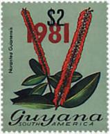 Ref. 369140 * NEW *  - GUYANA . 1981. DIFFERENT CONTENTS. MOTIVOS VARIOS - Guyana (1966-...)