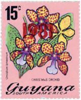 Ref. 369141 * NEW *  - GUYANA . 1981. DIFFERENT CONTENTS. MOTIVOS VARIOS - Guyana (1966-...)