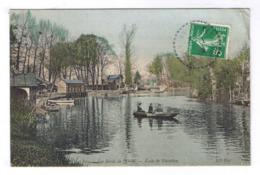 CAEN  LES BORDS DE L ORME ECOLE DE NATATION - Caen