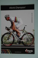 CYCLISME: CYCLISTE : ALESSANDRO BALLAN - Ciclismo