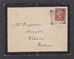 LETTRE DE SHERBORNE POUR WAKEHAM. - 1840-1901 (Victoria)