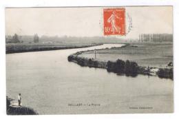 BEILLANT  LA PRAIRIE - France