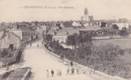 CHAMPIGNE - Vue Générale - Francia