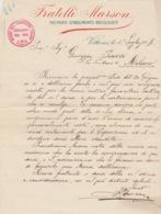 A/1 - FRATELLI MARSON - PREMIATO STABILIMENTO BACOLOGICO - Italië
