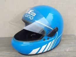 Casco Integrale Vintage Idea Uno Primi Anni '80 Originale Raro - Motos
