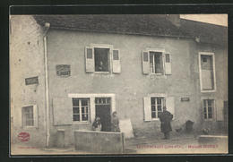CPA Veuxhaulles, Maison Doret - Non Classificati