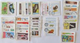 Stock De Feuillets Souvenir : Suède, Ecosse, Oman, Umm Al Qiwain, Etc... - Par Multiples - Années 1970 - Sellos