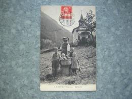 VAL D' ANNIVIERS - EN FAMILLE - Zwitserland