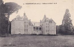 CHAMPIGNE - Chateau De Mozé - Francia
