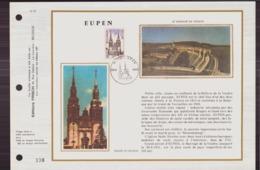 BELGIQUE DOCUMENT DE LA POSTE DU 29 SEPTEMBRE 1973 EUPEN - Documents Of Postal Services