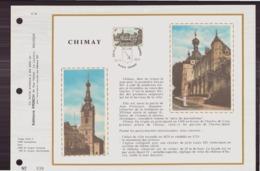 BELGIQUE DOCUMENT DE LA POSTE DU 24 NOVEMBRE 1973 CHIMAY - Documents Of Postal Services