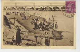 ORLEANS - Le Pont De Vierzon - La Plage - Orleans