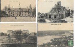 58 - Lot De 20 Cartes Postales Diverses De La Ville De NEVERS ( Nièvre  ) - Toutes Scannées - Cartoline