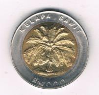 1000 RUPIAH 1996 INDONESIE /8274/ - Indonesia