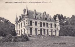 CHAMPIGNE - Chateau De Launay à Sceaux - Chateauneuf Sur Sarthe