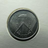 Germany 10 Pfennig 1953 A - [ 6] 1949-1990: DDR - Duitse Dem. Rep.