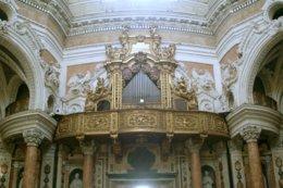 Turin (Piémont- Italie) Real Chiesa Di San Lorenzo - Eglise Royale De Saint Laurent - Grand Orgue - Churches