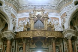 Turin (Piémont- Italie) Real Chiesa Di San Lorenzo - Eglise Royale De Saint Laurent - Grand Orgue - Iglesias