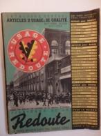 Catalogue Filature De La Redoute à Roubaix (59). - Cataloghi