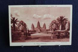 G-254 / Asie  Cambodge - Ruines D'Angkor -  Siem Reap, Temple D'Angkor-Vat   / Circulé - Cambodge