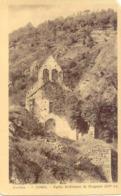 CPA  - GIMEL - EGLISE SAINT ETIENNE DE BRAGASSE - France