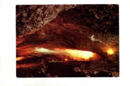 Carte  Grotte Barbarossa - Allemagne