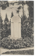 RETHEL -  Friedhof Rethel, Abt. II, Denkmal - Rethel