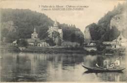 Marche-les-Dames - Château Et Passage D'eau - Namur