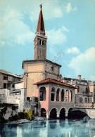 Cartolina Sacile Chiesa Della Pietà 1965 - Pordenone