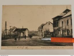 Bettembourg, Eingang Zur Stadt-Entrée De La Ville, Nels - Postcards
