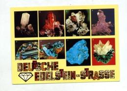Carte Idar Oberstein Mineraux - Duitsland