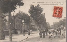AUBERVILLIERS - AVENUE DE LA REPUBLIQUE - Aubervilliers