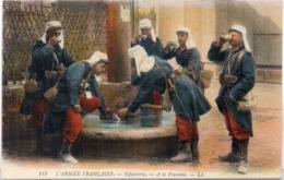 Infanterie - A La Fontaine     (117597) - Regimenten