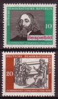 DDR 643-644 Briefmarken Postfrisch ** (BA1) - DDR