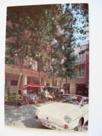 ALBERGO RISTORANTE ROMAGNA  RIMINI  AUTO  CAR   EMILIA ROMAGNA    VIAGGIATA  COME DA FOTO BOLLO RIMOSSO - Rimini