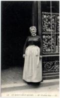 50 LE MONT SAINT-MICHEL - Mme Poulard Ainé - Le Mont Saint Michel