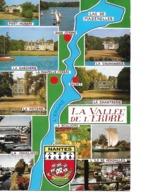 44 LA VALLEE DE L'ERDRE Cpm  Multivues - Autres Communes