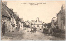 50 SAINT-JEAN-le-THOMAS - Route De La Mer - Le Ruisseau - Frankreich