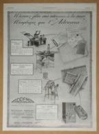 1925 Machines à Imprimer Les Adresses Adrema Usines à Mulhouse - Publicité - Publicités