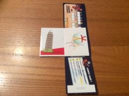 """Autocollant """"PITCH - LA GRANDE AVENTURE DES SPORTS N°26 Et N°76"""" + Livret Jeux 3 Volets - Autocollants"""