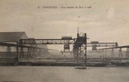 ISBERGUES - Pont Roulant Du Parc à Rails - Isbergues