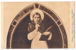 Pietro Martire - Beato Angelico - Firenze /P420/ - Malerei & Gemälde