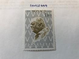 Monaco  Winston Churchill 1974 Mnh - Monaco